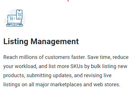 Listing Manager